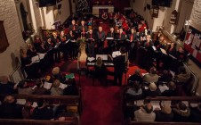 Christmas Concert at St Andrew's 2014