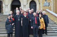 London-1050 Jubilee Anniversary of Christening of Poland