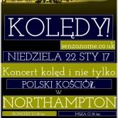 Concert in Northampton