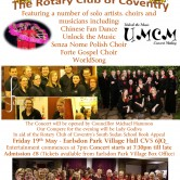 Koncert w Earlsdon Park Village Hall